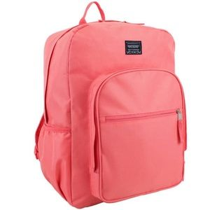 Eastsport Backpack, Peach, Three Compartments